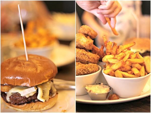 Gourmet Burger Kitchen Bristol
