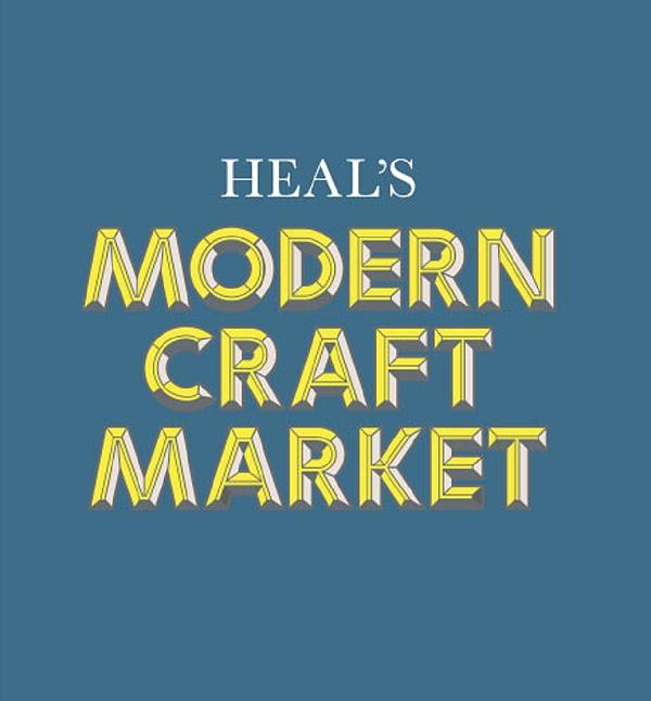 Heal's Modern Craft Market