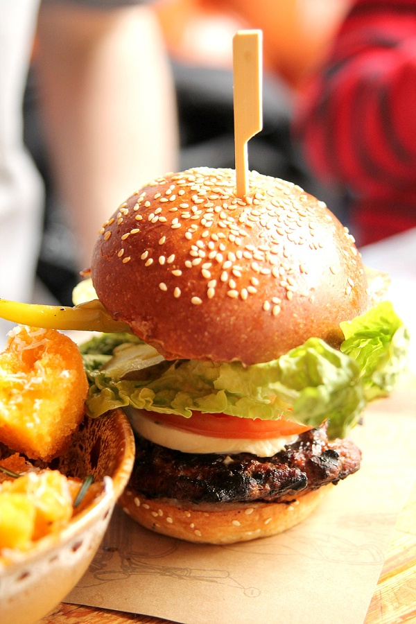 The Jamie's Italian Burger, Jamie's Italian Bristol