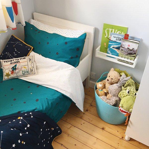 Christy Junior Luxury Children's Bedding Infinity and Beyond