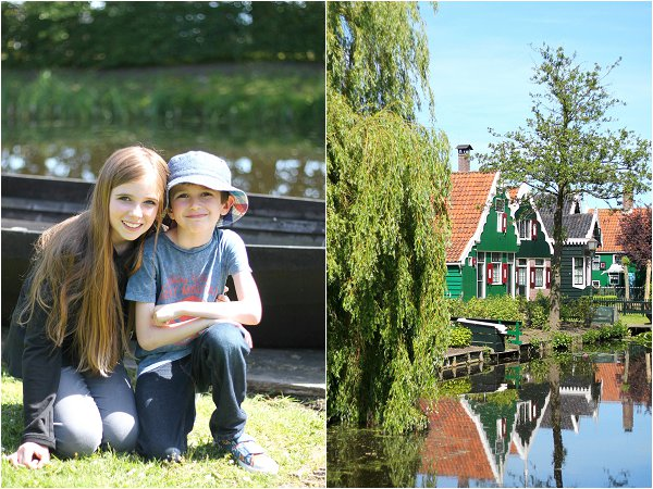 Our Amsterdam Adventure - A Day Trip to Zaanse Schans