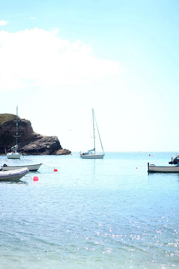 Summer in Dorset – Lulworth Cove