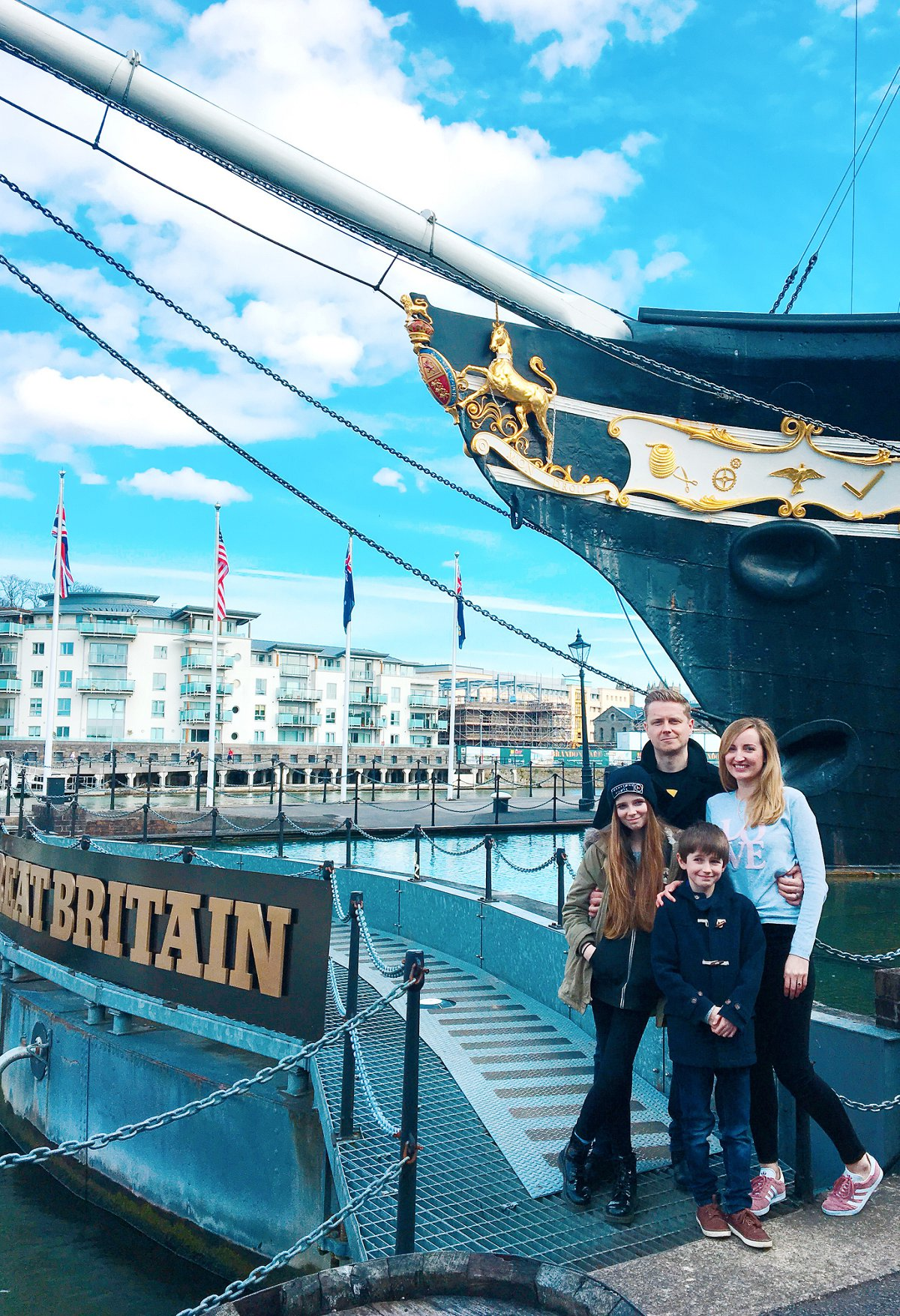 Love Audrey 5 Family Friendly Things To Do In Bristol