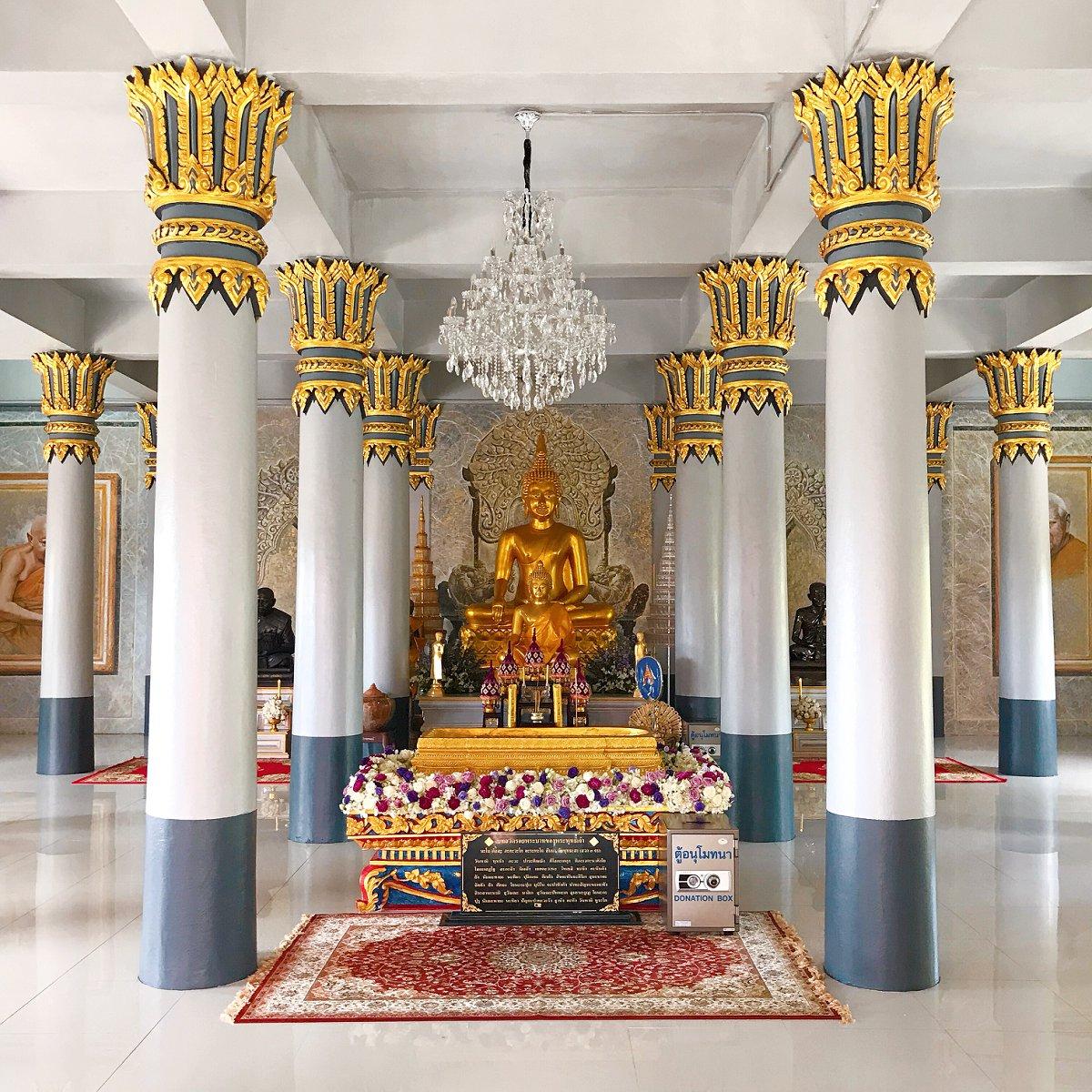 Pagoda Khao Hua Jook Koh Samui Thailand