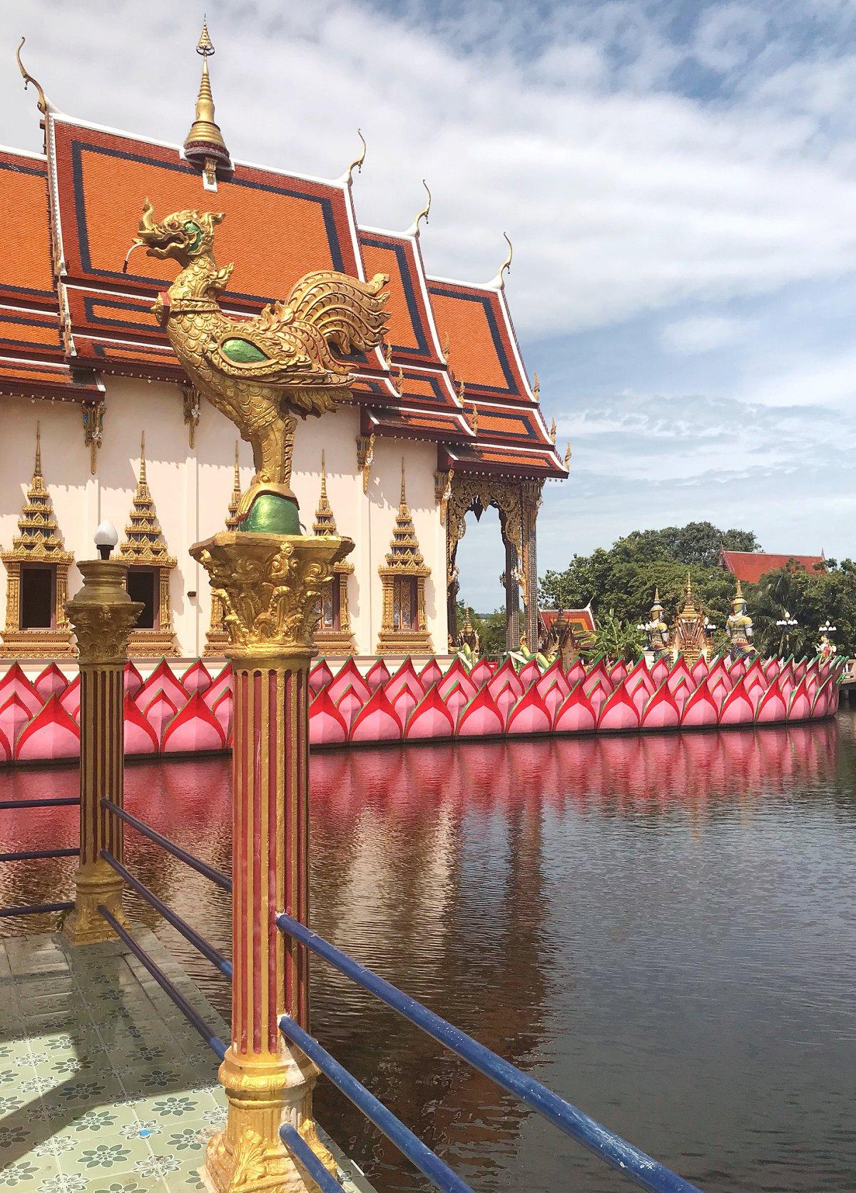 Wat Plai Leam Koh Samui Thailand